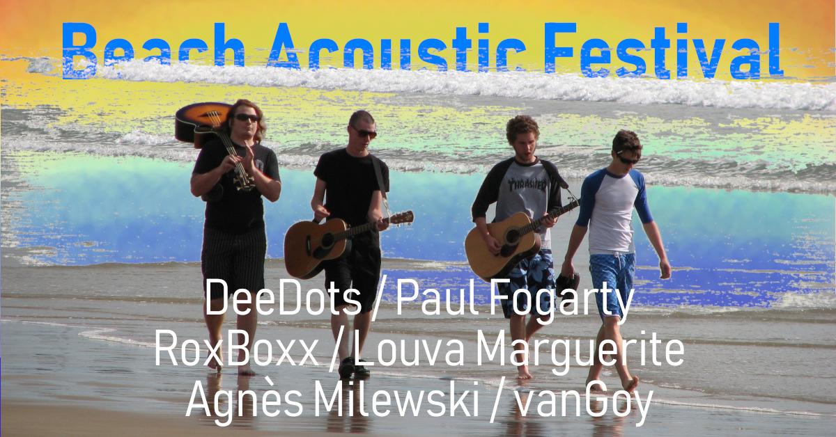 Beach Acoustic Festival