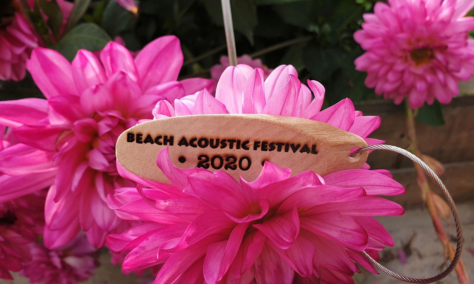 Beach Acoustic Festival 2020
