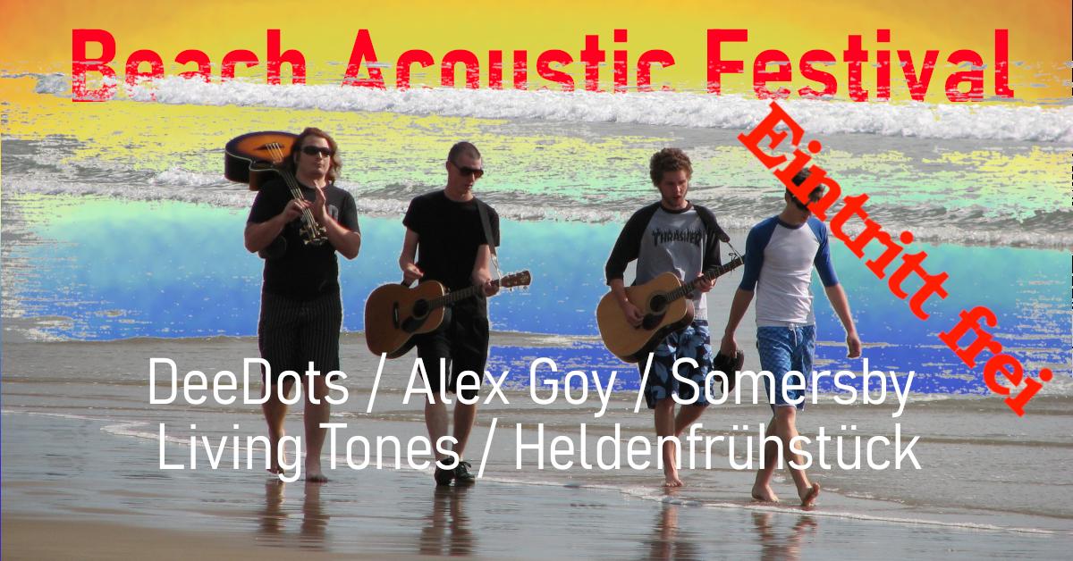 Beach Acoustic Festival 2021
